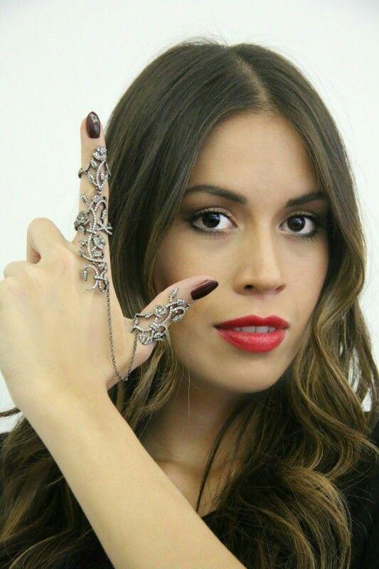 www.nesluxury.com anello in argento 925 e diamanti ..superrr