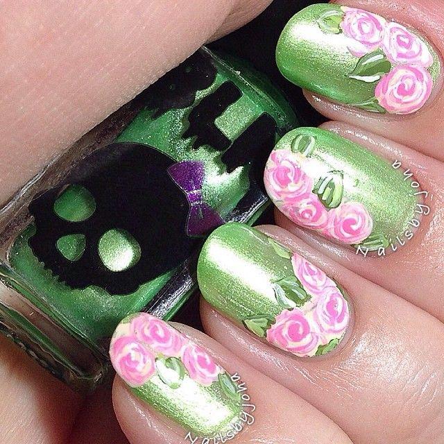 Nail Art Terdekat Dari Sini: Instagram Photo By Nailsbyjoha #nail #nails #nailart