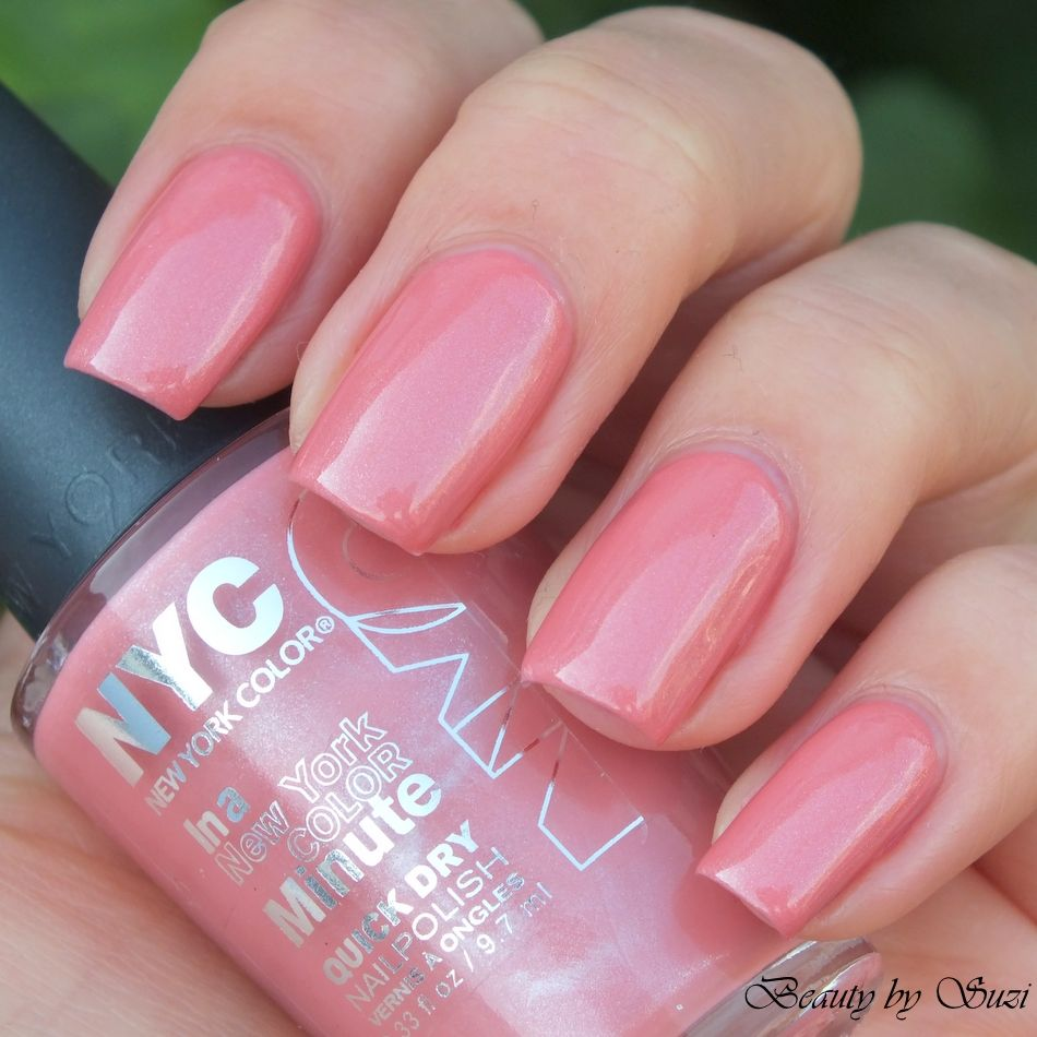 NYC In New York Color Quick Dry Nail Polish, 258 Prospect Park ...