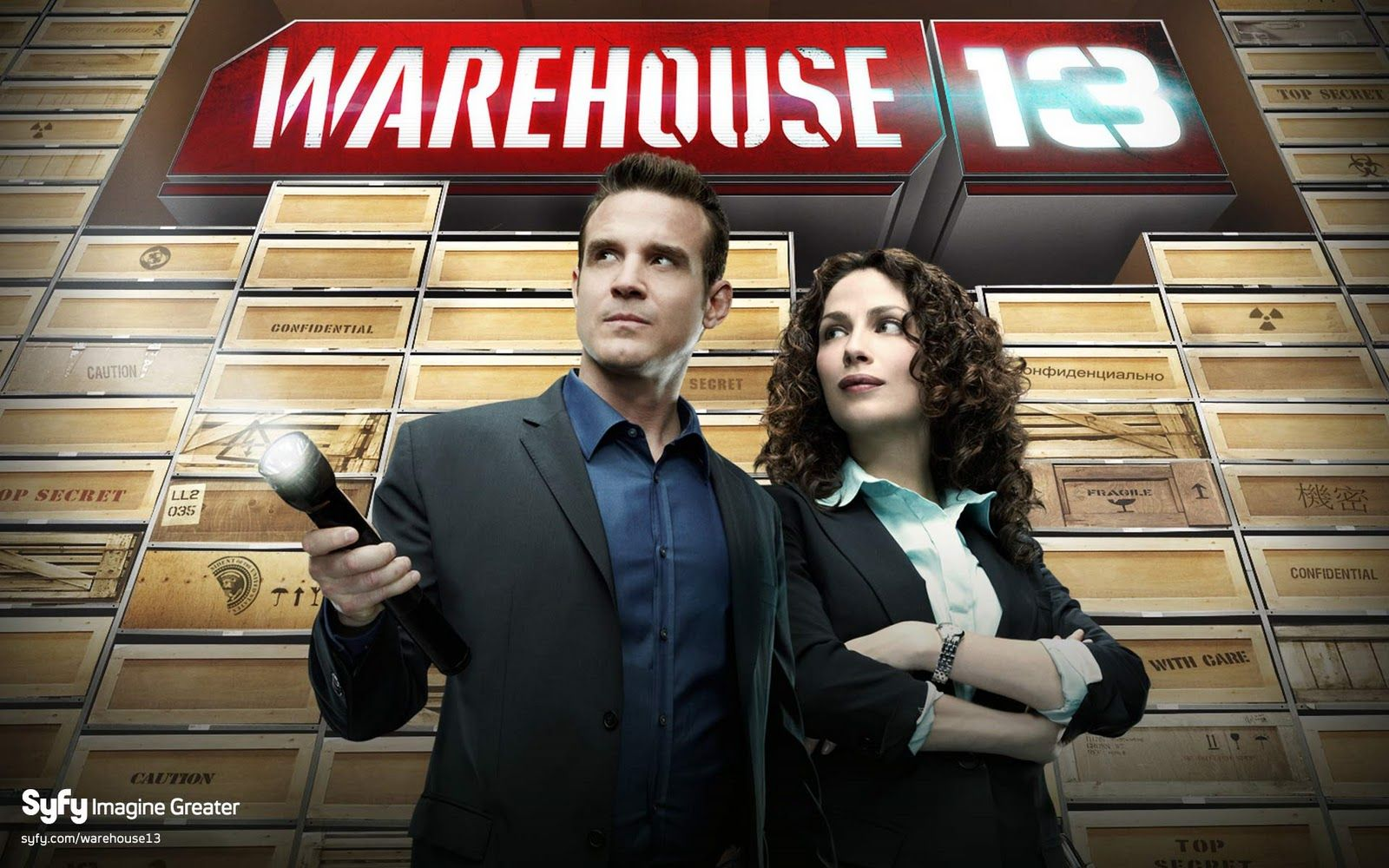 Kelly Warehouse Warehouse 13 Syfy Network Warehouse 13 Warehouse