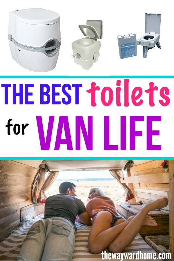 The best portable toilets of 2019 for camping, van life and campers The best portable toilets of 20