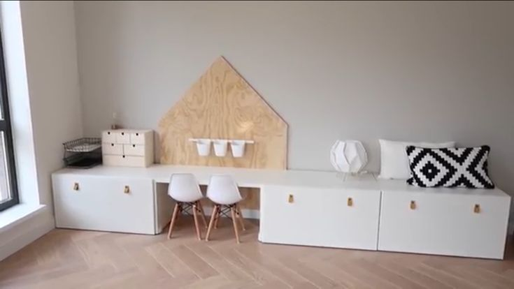 Ikea Hack Schreibtisch 2021