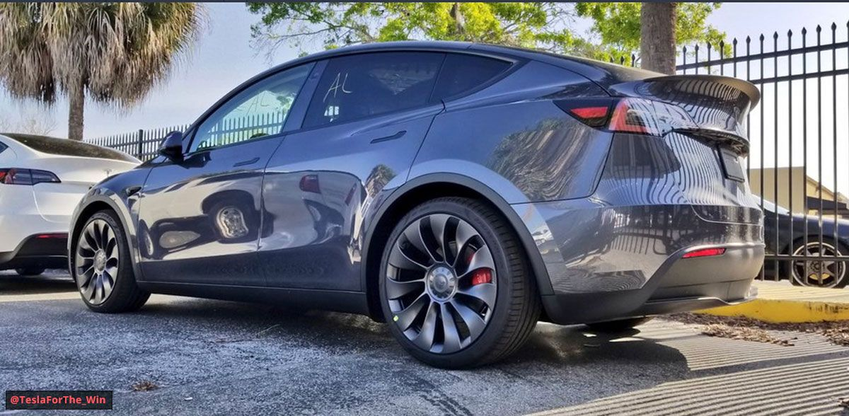 Tesla Model Y Full Specifications And Owner S Manual Awd