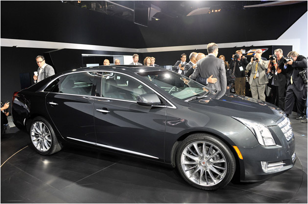 More Than 40 World Premieres Anticipated for the 2012 Los Angeles Auto Show