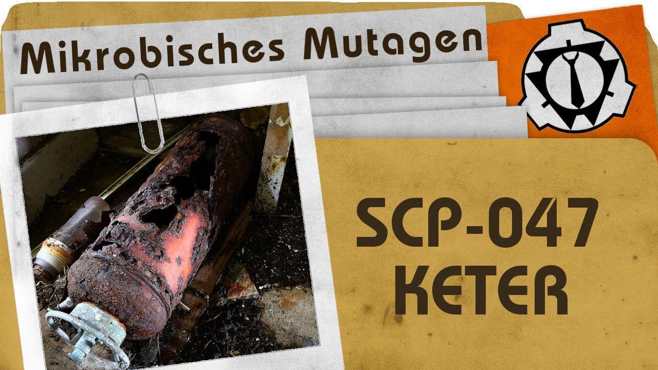 SCP-047: Mikrobisches Mutagen