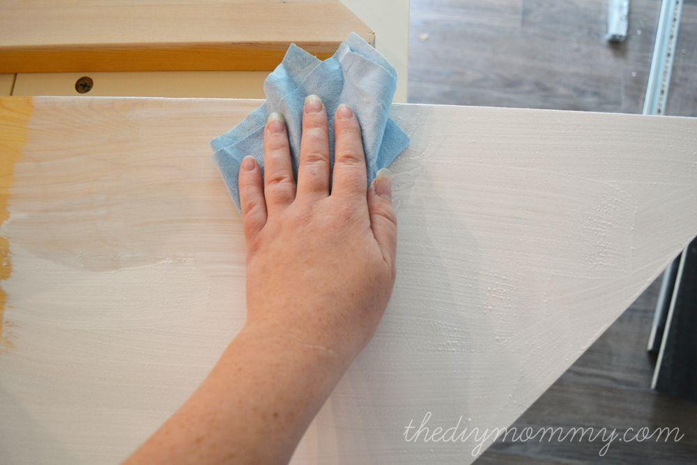 How to whitewash & Seal Numerar Butcher Block Counters