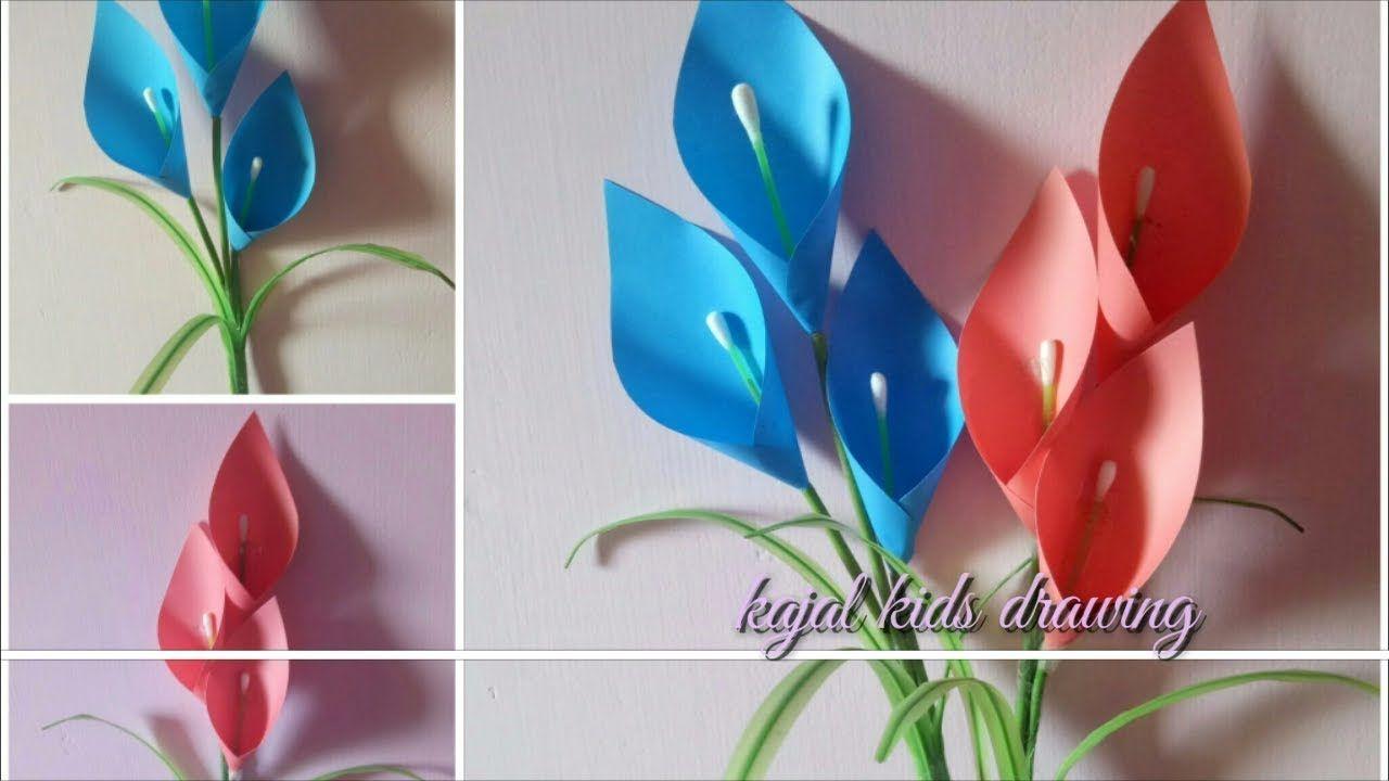 How To Make Paper Flowers With Diy Paper Flowers Tutorial Ke