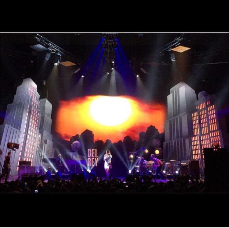 Lana Del Rey in Phoenix, AZ 5/14/15. Endless Summer Tour.