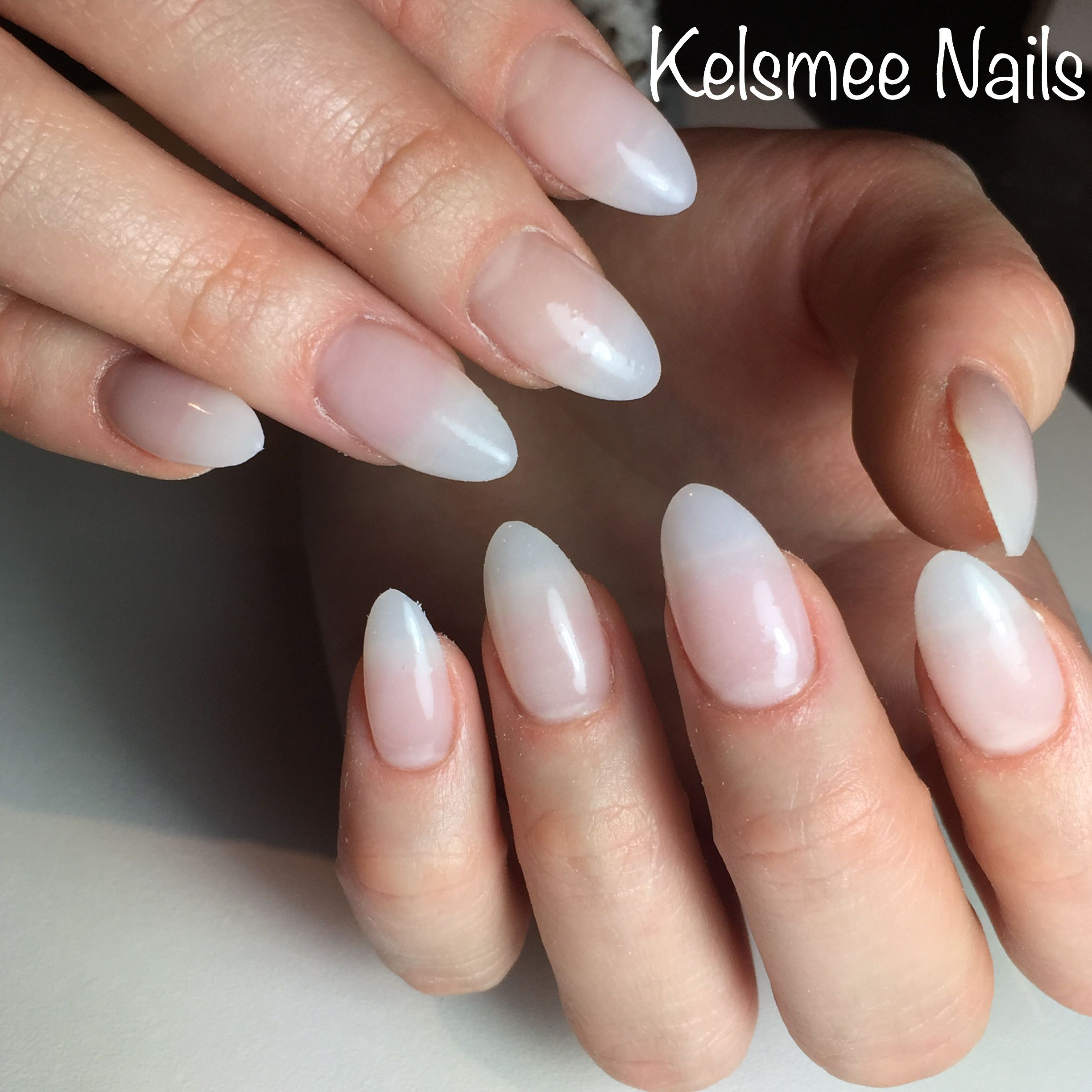 Frosted pink acrylic | SUMMER Nail Art 2018 | Pinterest | Nagelkunst ...