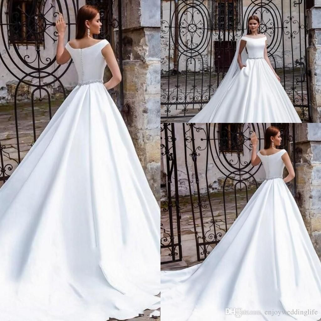 Vintage African Mermaid Wedding Dresses 2019 Off Shoulder Appliques Beaded Long Sleeves Sweep Train Arabic Bridal Gowns Plus Size Customized From Bestdeals 14 Informal Wedding Dresses Bridal Gowns Grecian Wedding Dress [ 1024 x 1024 Pixel ]