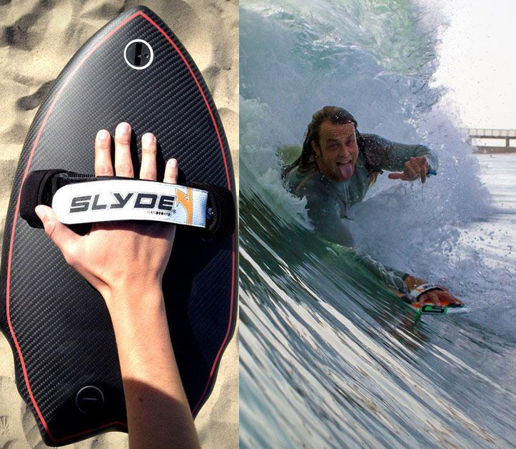 Slyde Handboards Let You Surf With Your Hands In 2019