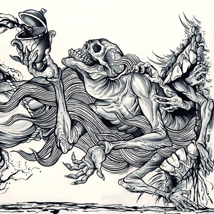 Pin By Caleb Kirsch On Art Album Art Metal Artwork