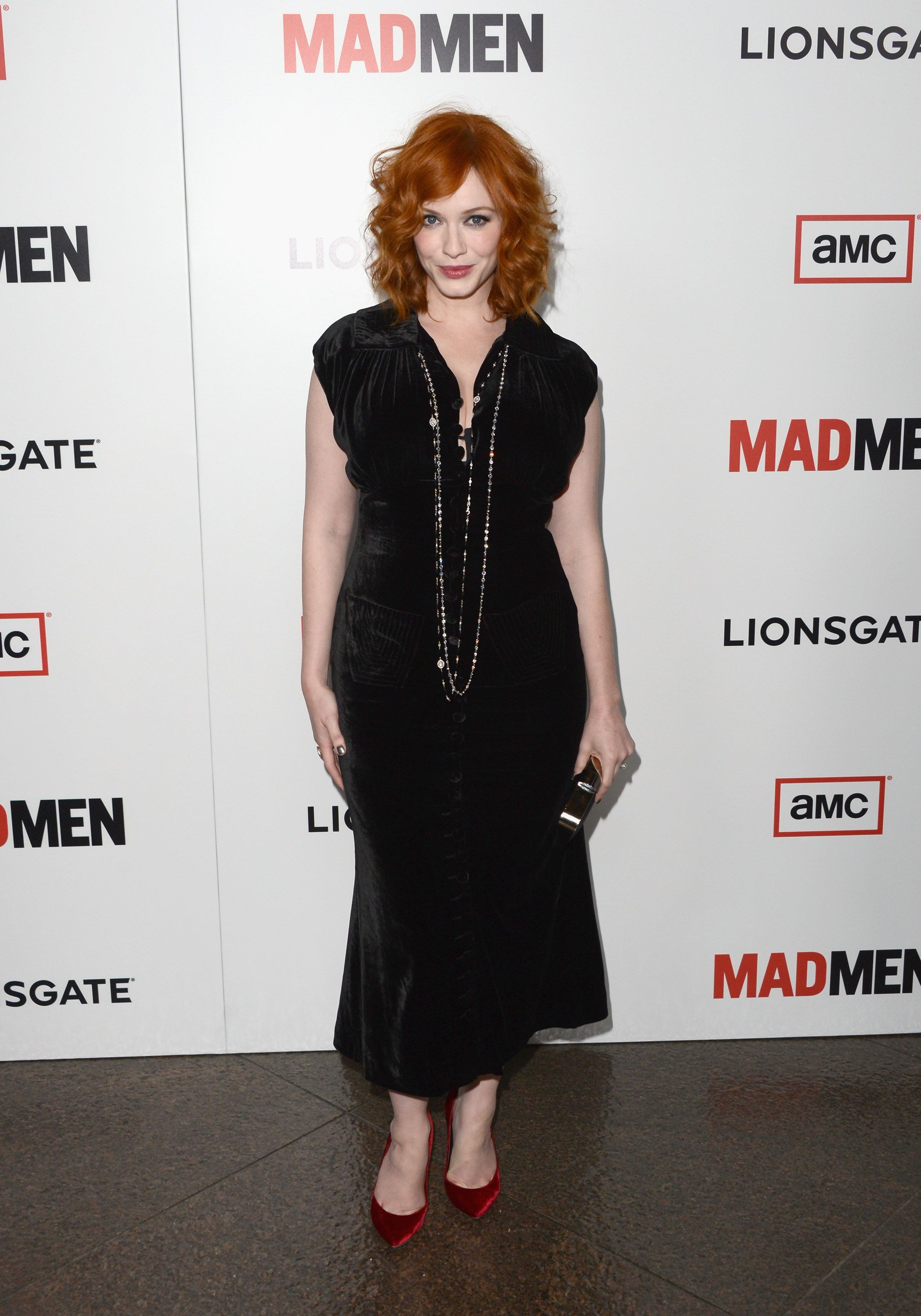 Mad Men\'s Leading Ladies Take the Spotlight at Season Six Premiere