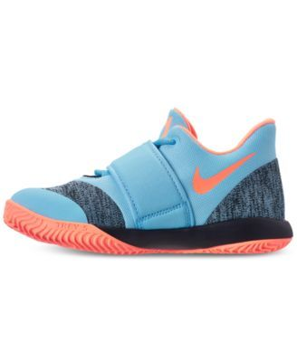 41a1531f9249 Nike Little Boys  Kd Trey 5 Vi Basketball Sneakers from Finish Line - Blue  1.5