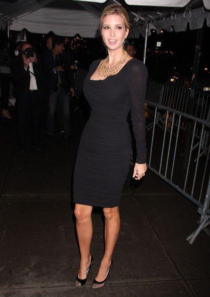 Ivanka Trump Little Black Dress
