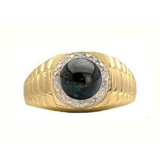 Dragons breath star sapphire gold mens ring size 11 ergo proxy soundtrack new pulse 102