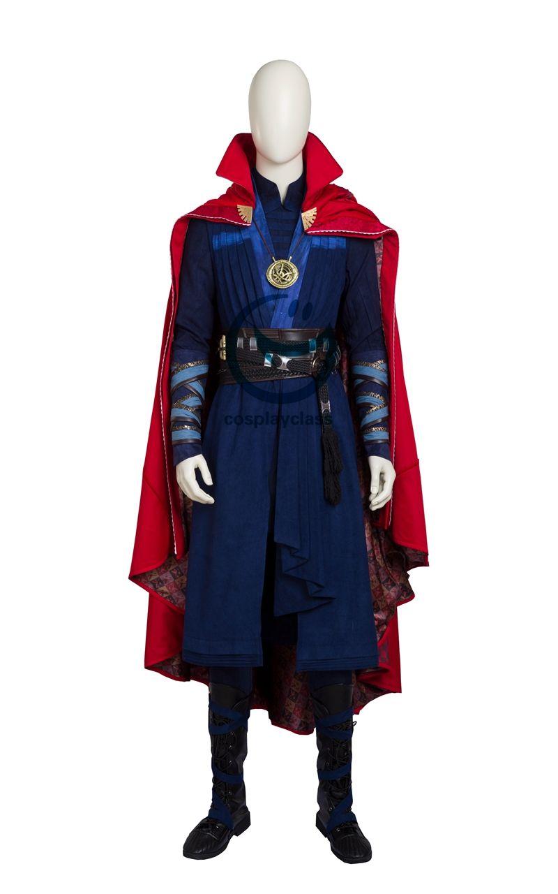 Marvel Doctor Strange Stephen Steve Vincent Strange Cosplay Costume Deluxe Edition Cosplayclass Dr Strange Costume Doctor Halloween Costume Cosplay Costumes For Men