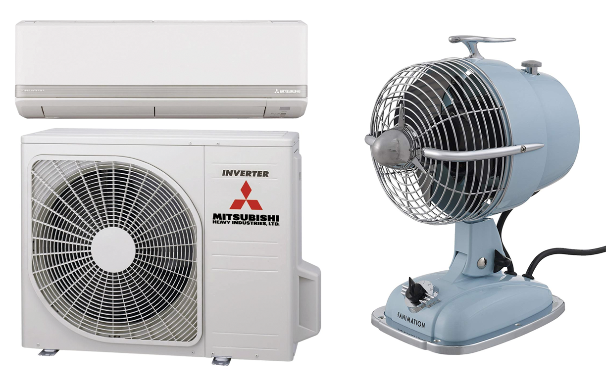 Cooling buyers guide Active cooling options Renew