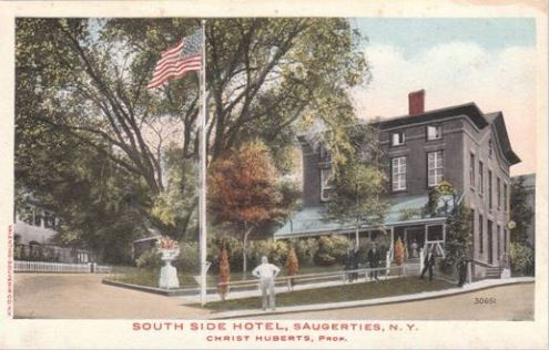 Southside Hotel Saugerties Ny No Longer Exists