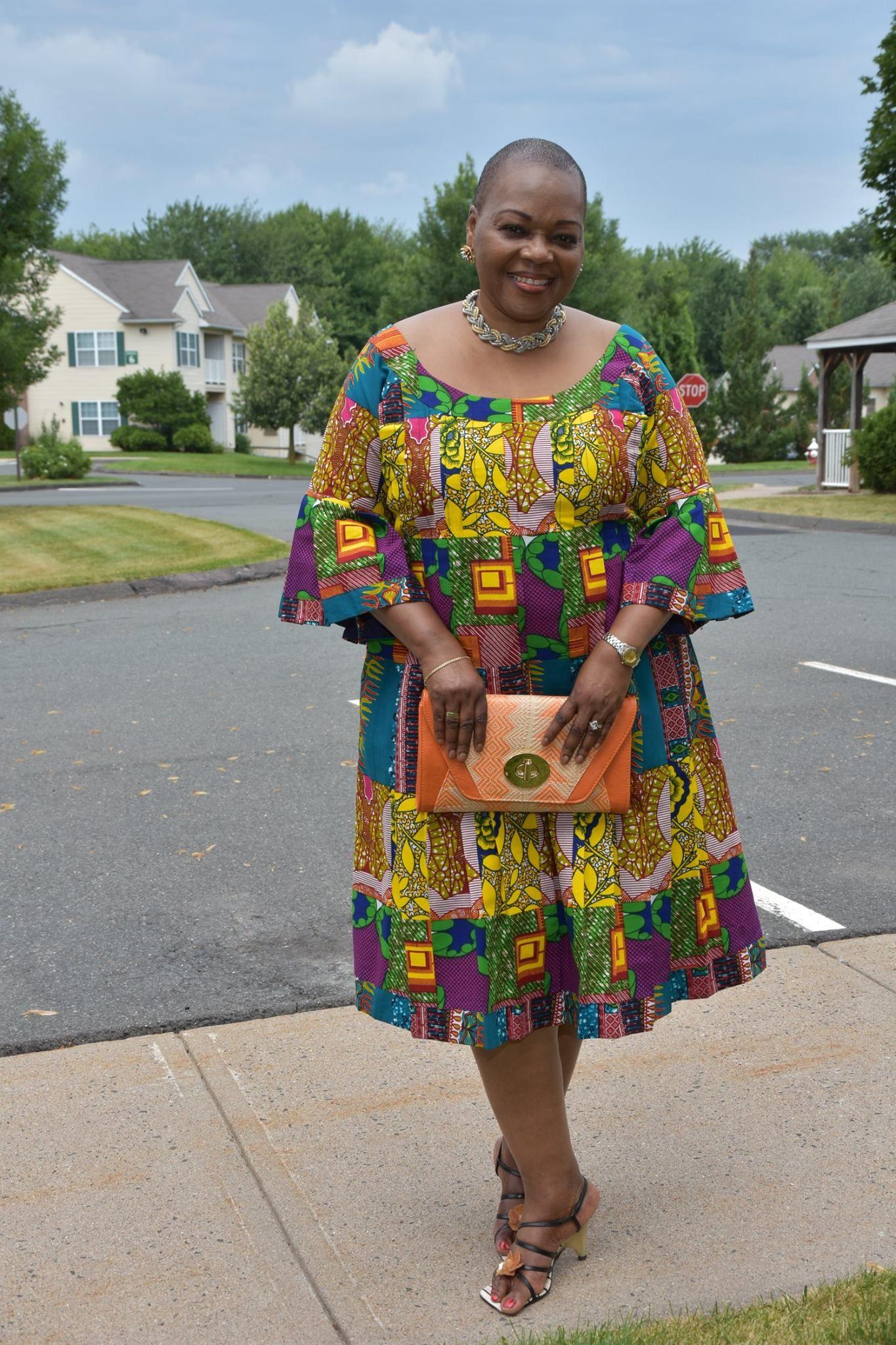 Patchwork modele wax et plus pinterest pagne mode - Pinterest mode femme ...