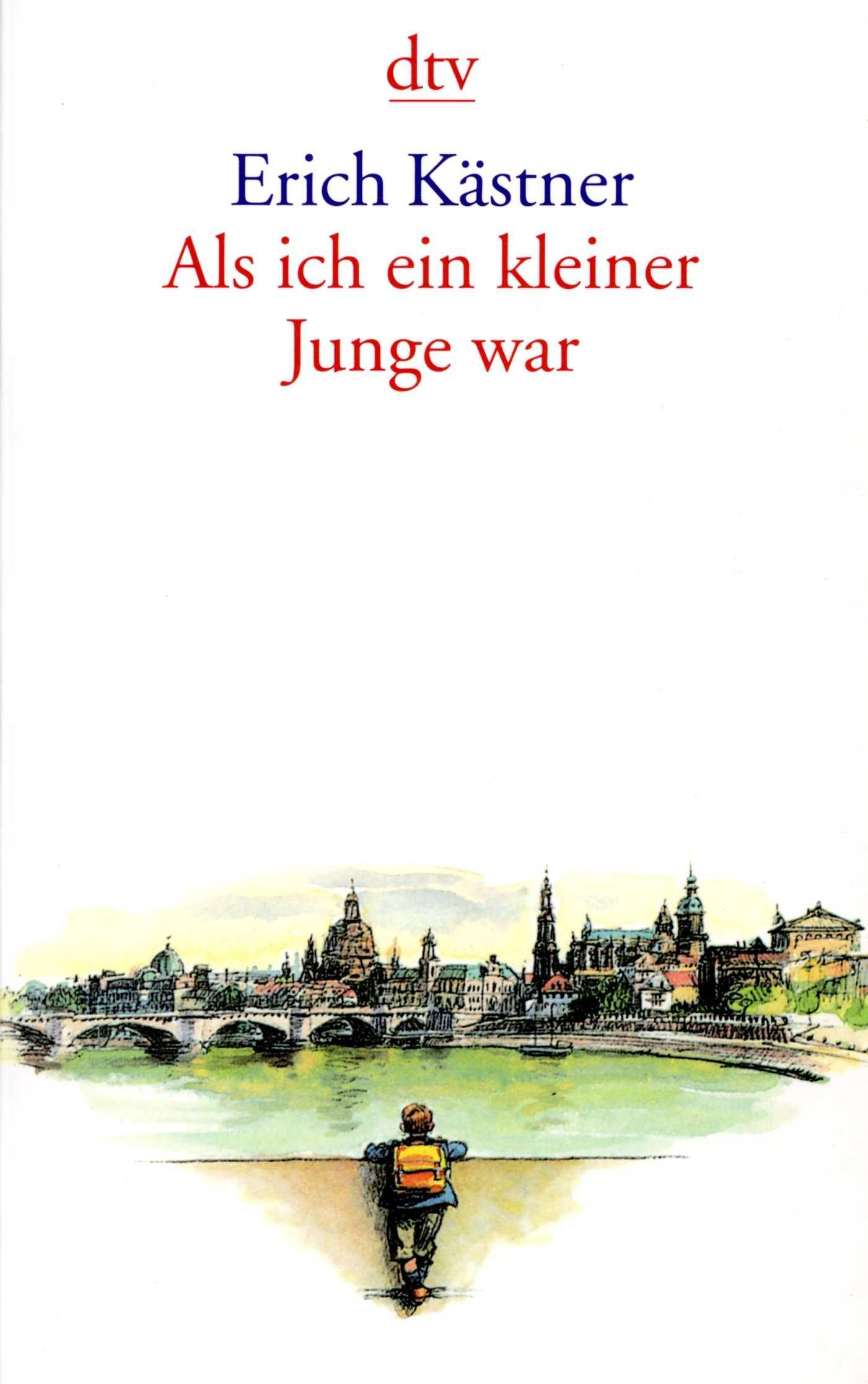 Deze autobiografie beslaat de periode voor de Eerste Wereldoorlog. Kästner, °1899, beschrijft zijn lagere schooljaren, zijn familie en vooral zijn moeder. Tevens een beeld van Dresden.