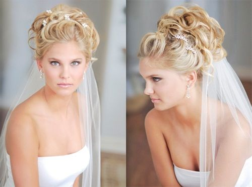 Wedding Hairstyles With Veil 1000 ideas about wedding veil on pinterest bridal veils short with the amazing in addition to Bride Hair With Veils Modern Wedding Hairstyles With Veiljpg