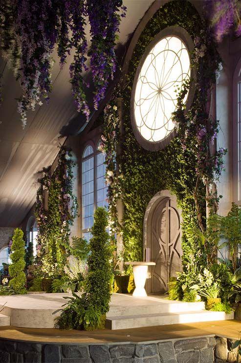 40+ Garden of eden wedding theme ideas