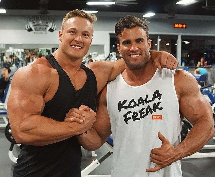 e84d7eefd4dcf What s turning me on right now — Davy Barnes   Calum von Moger ...