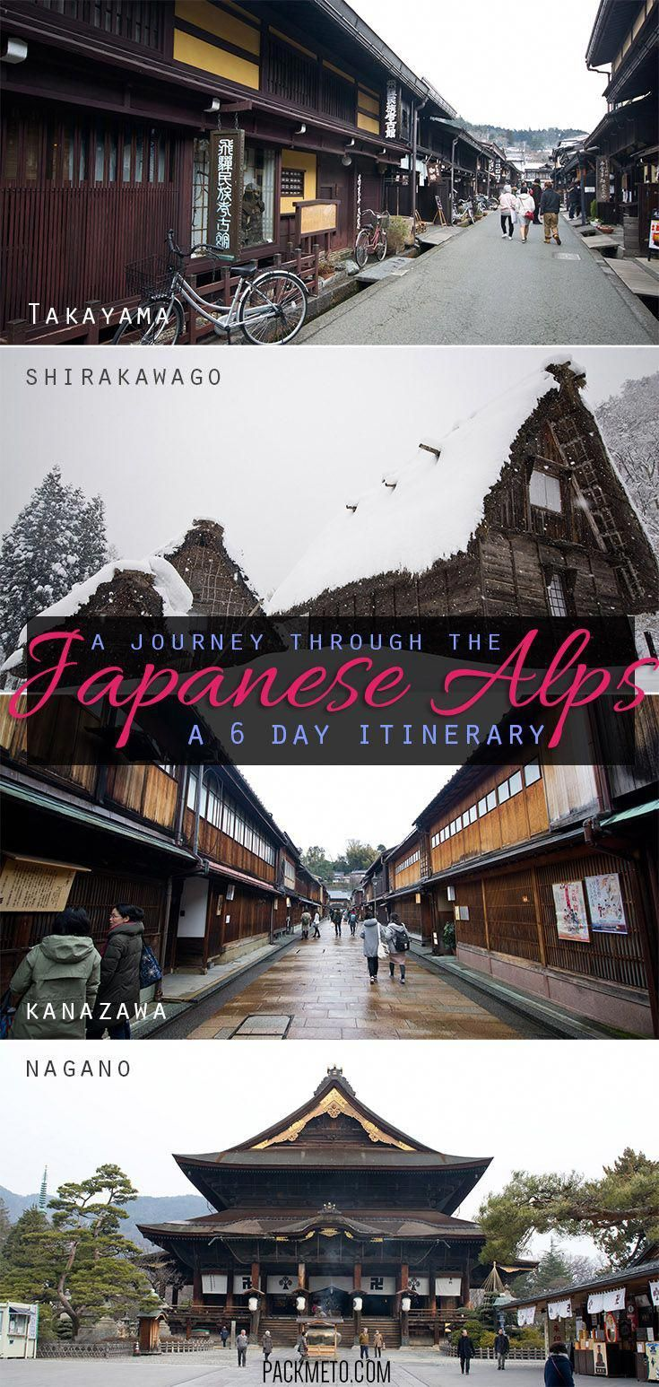 Journey Through the Japanese Alps – A 6 Day Itinerary -   - #Alps #Day #FamilyTravelbudget #FamilyTraveldestinations #FamilyTravelgoals #FamilyTravelillustration #FamilyTraveljapan #FamilyTravelkids #FamilyTravelphotography #FamilyTravelpictures #FamilyTravelquotes #FamilyTraveltips #Itinerary #Japanese #journey
