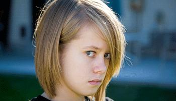 The Multiple Personalities of a Tween Girl