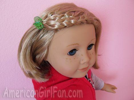 Style For Shorter Hair Ag Hair Styles American Girl