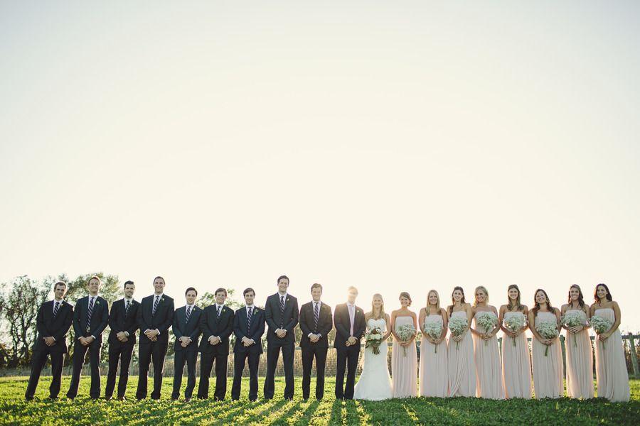 Maryland farm wedding from brooke courtney photography