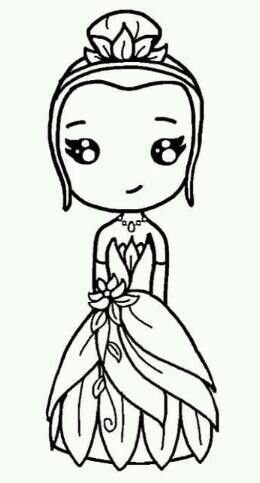Princess Chibi  Chibi Templates    Chibi Princess And