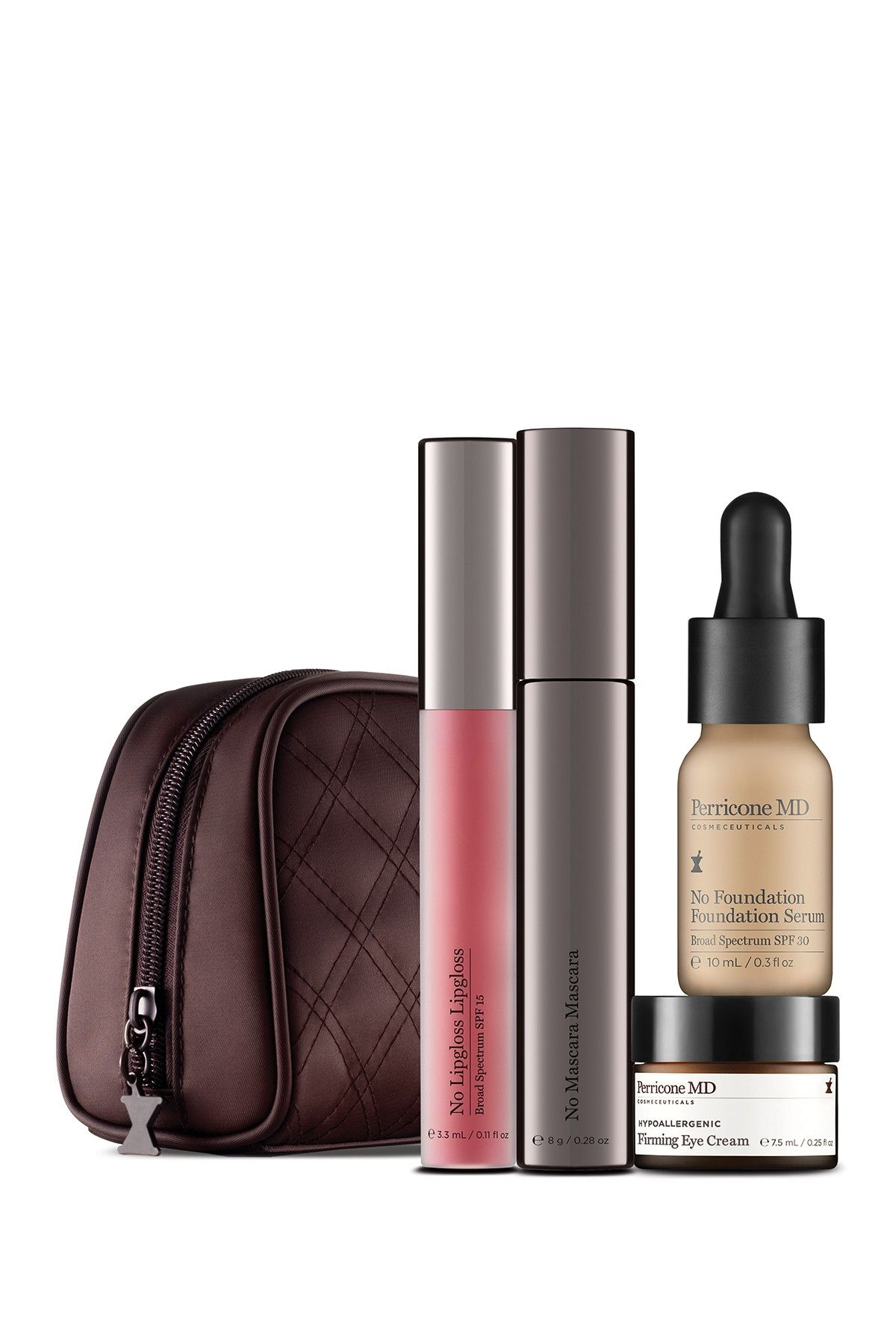 Perricone MD No Makeup Skincare Glow on the Go 5Piece