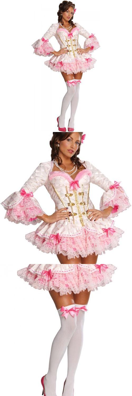 Halloween Costumes Mon Ami Pink Marie Costume