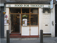 Food For Thought Covent Garden