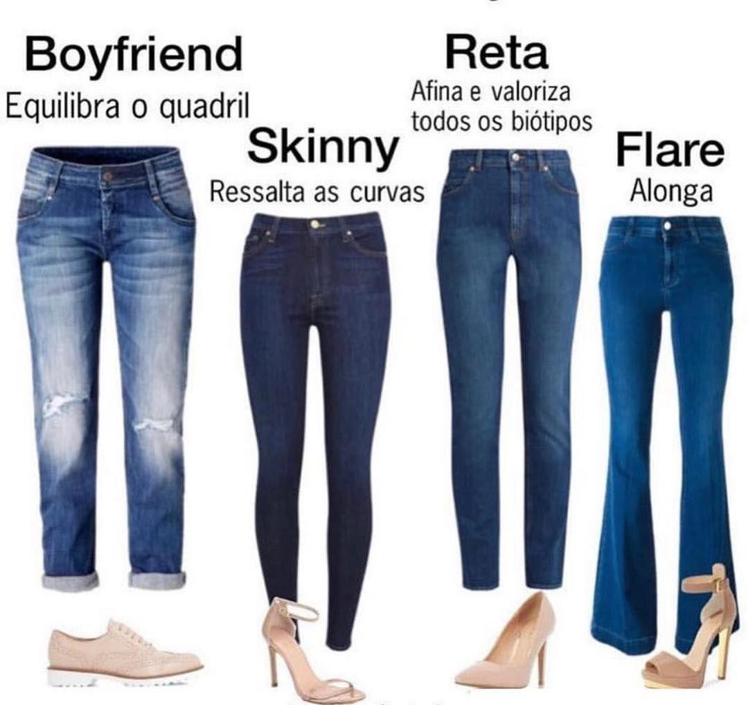 Calça jeans, você sabe escolher a sua? Cada tipo possui uma