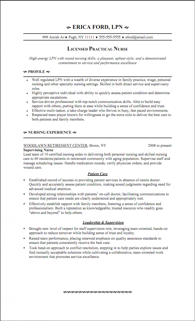 Nursing Skills Resume Triage Nurse Resume Sample  Httpwww.resumecareertriage .