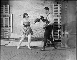 Female Boxers Old Time Women Boxing Funny Vintage Photos Boxing Girl