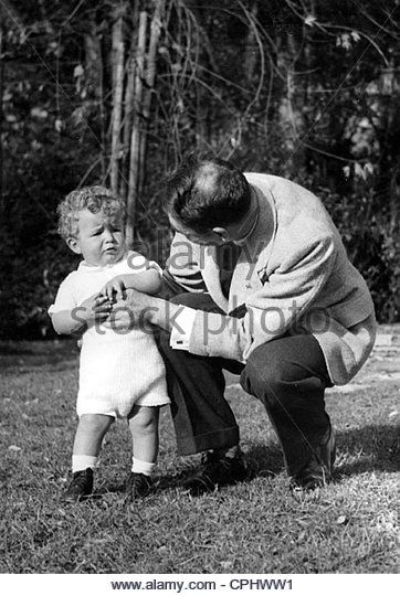Hess And Son Wolf Rudiger Hess Stock Photos Julius Streicher