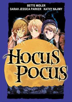 Hetalia Magic Trio staring in Hocus Pocus! XD Best