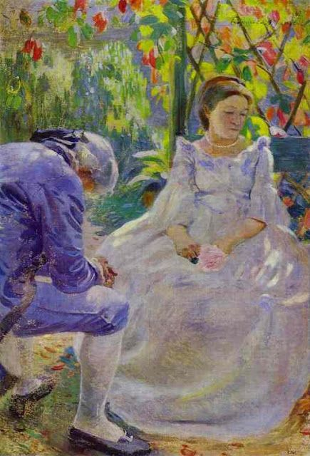 Victor Borisov Musatov (1870 – 1905) – Pintor Russo_23