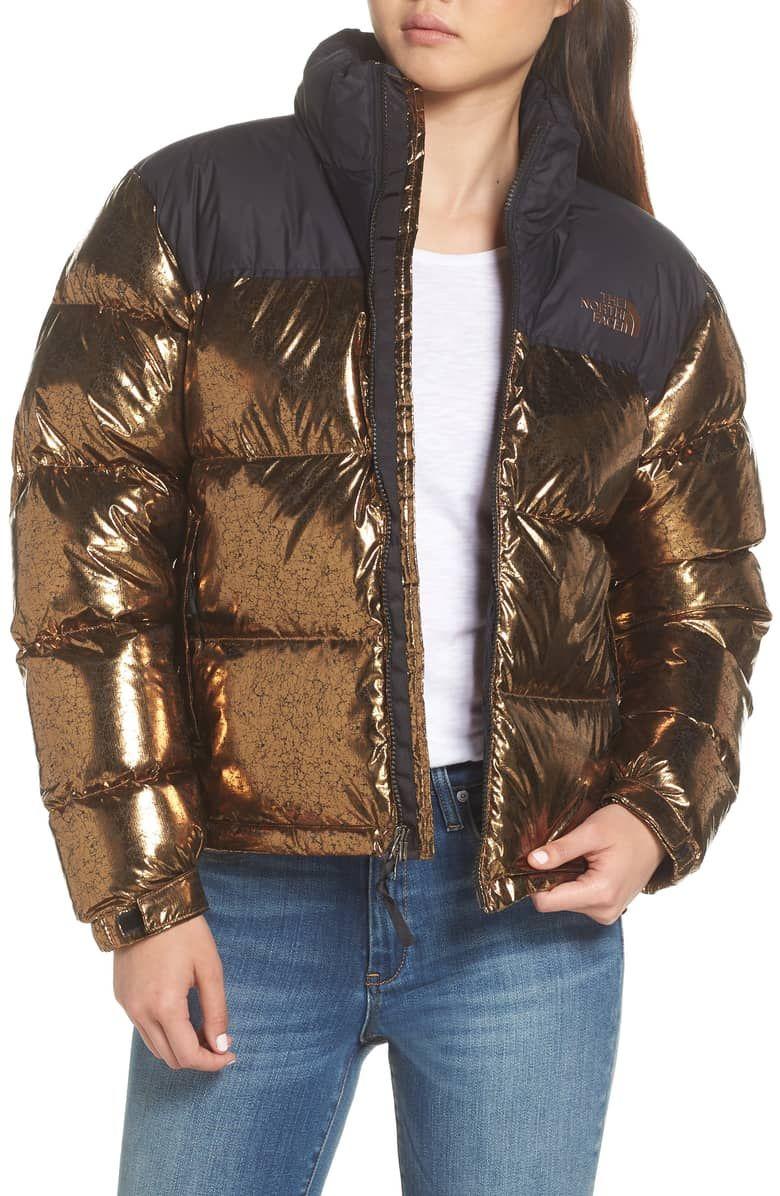 The North Face Damen metallic copper 100% Nylon