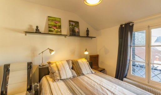 Maison située à seulement 15 minutes de la gare de Fécamp, à 10 minutes à pied de la plage et 5 ...