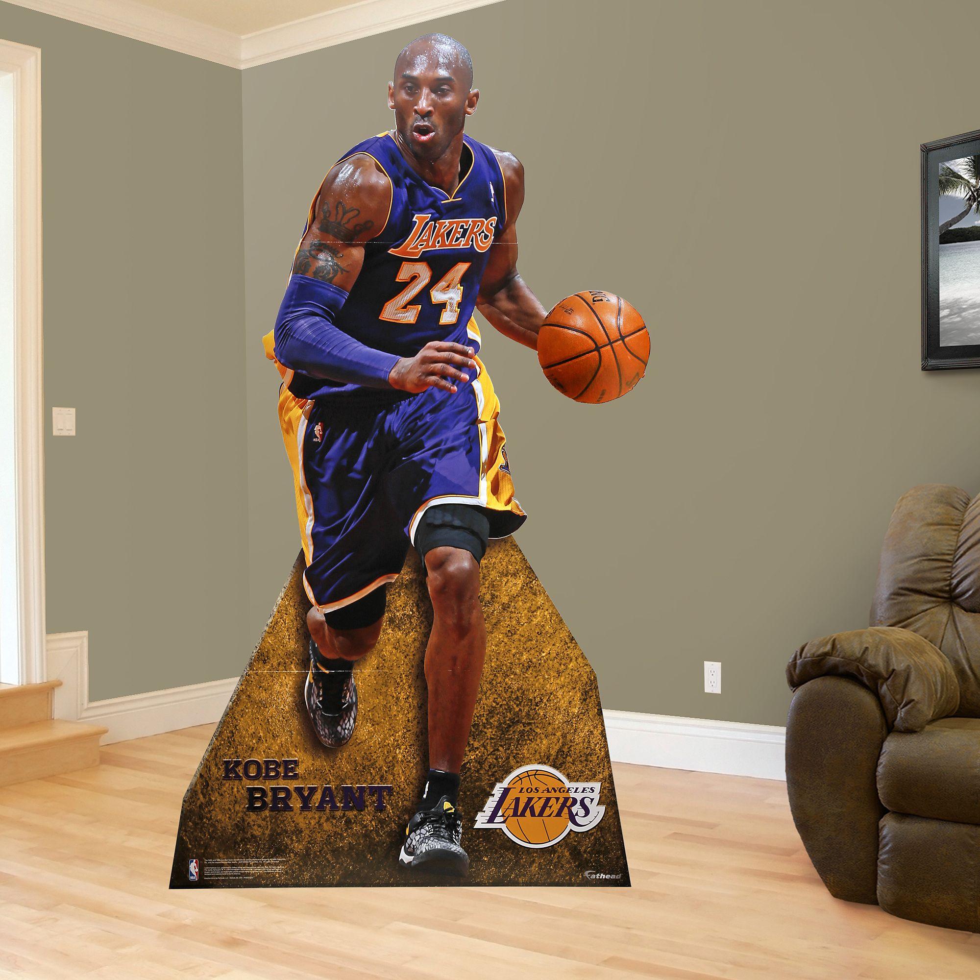 Standee. mini size Kobe Bryant Cardboard Cutout