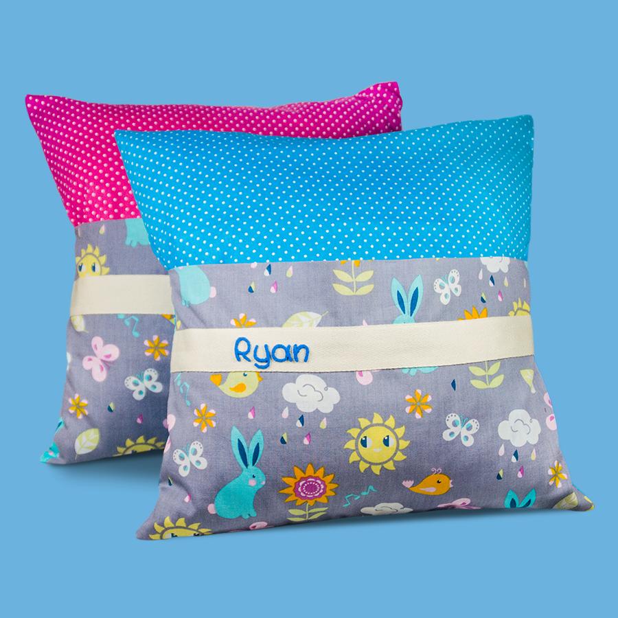 Kissen mit Namen | Geschenke für Kinder | Pinterest ...