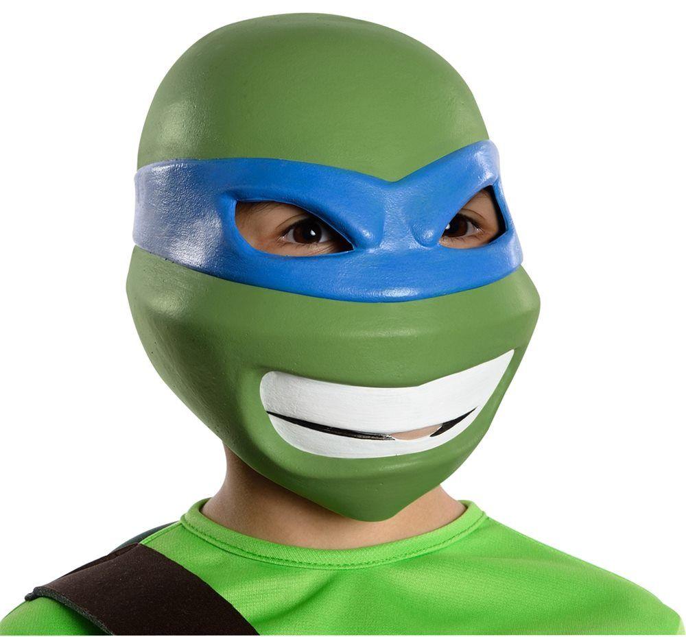 Brand New Teenage Mutant Ninja Turtles Movie Donatello Child Mask