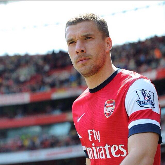 Lucas Soccer Player: Lucas Podolski Arsenal