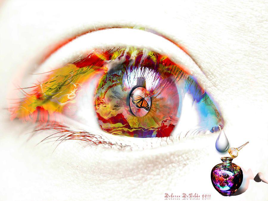 Image result for prophetic art Tears on Jesus Face