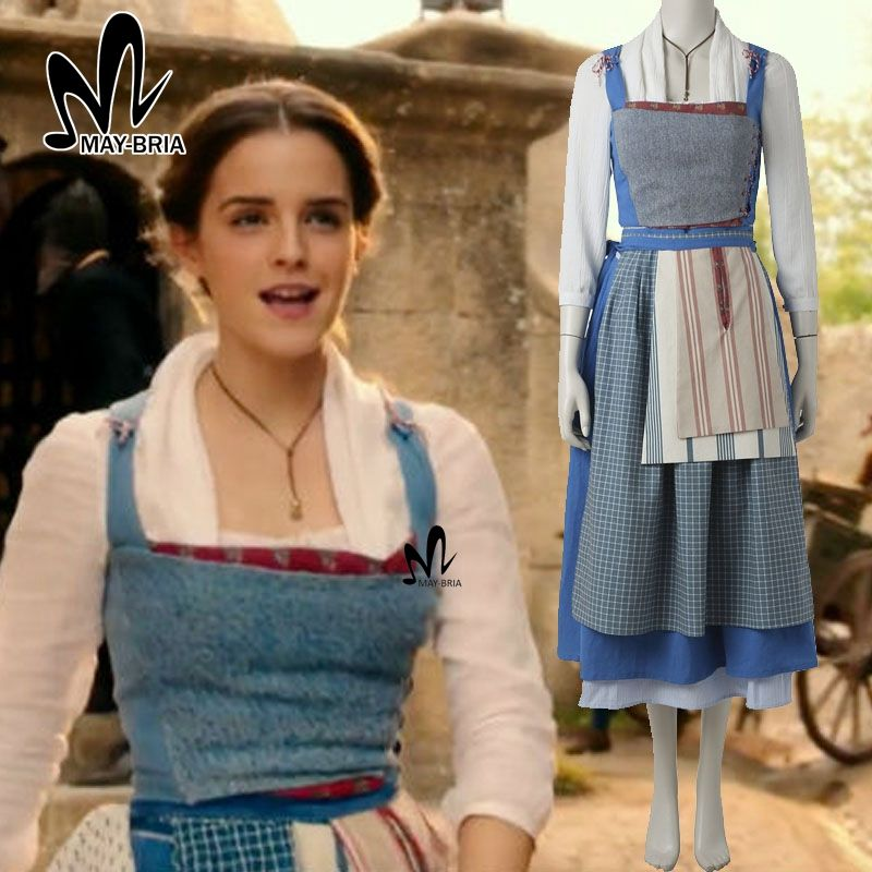 804bdf5c45 Image result for photos of beauty and the beast the movie villager costumes